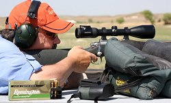 FACTORS IN ACCURACY, PART ONE: RIFLES AND SHOOTING by John Barsness