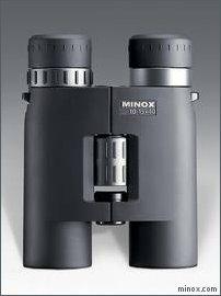 Minox 10-15x40 Vario.