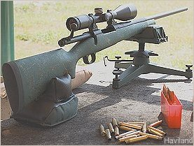 Hornady's Steve Johnson stresses that an accurate rifle is a basic requirement for long-range shooting.