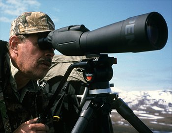 Spotting Scopes Require Less Eye Relief Than Riflescopes But High Magnification Demands They Be Mounted On Tripods