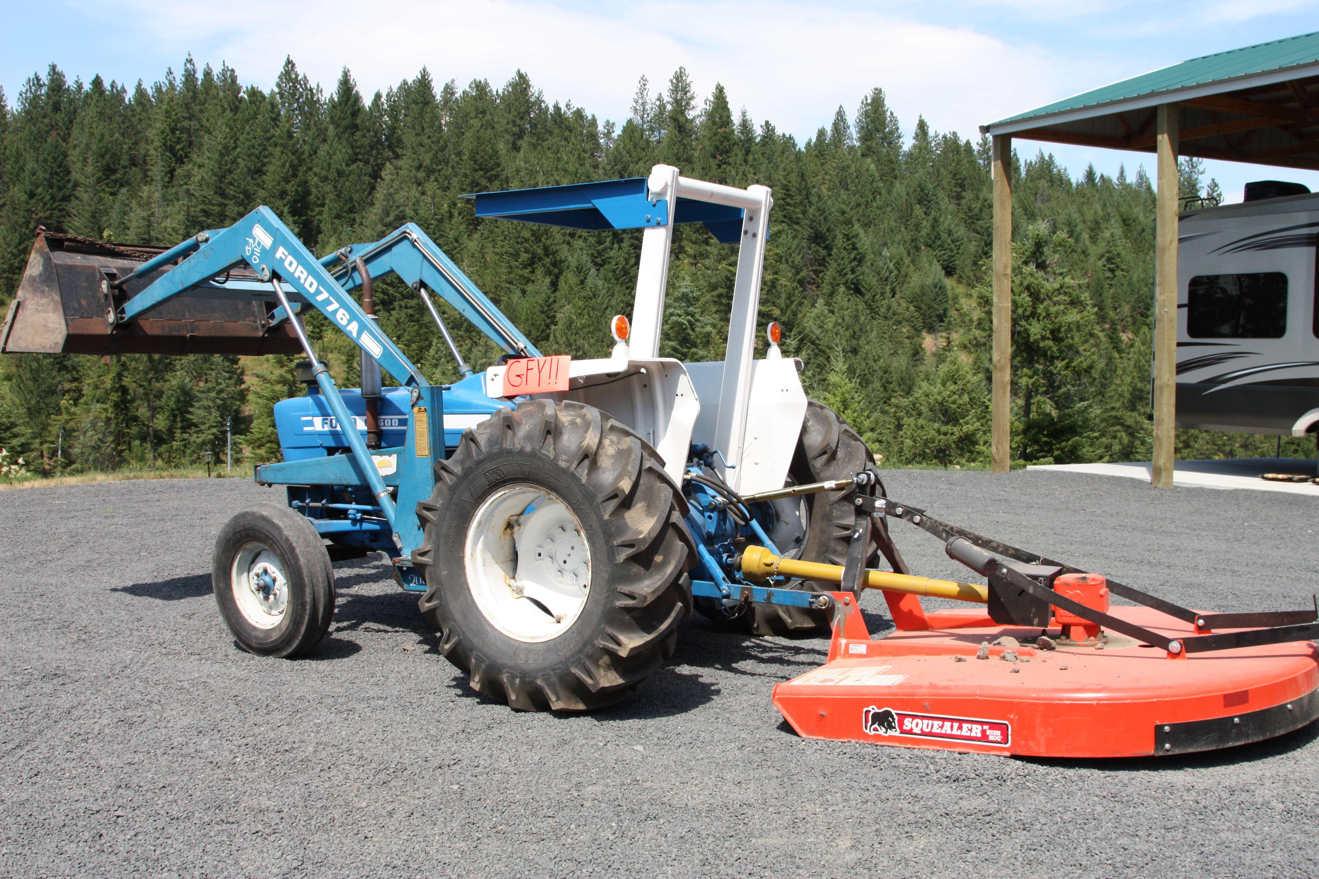 Tractors you have - 24hourcampfire
