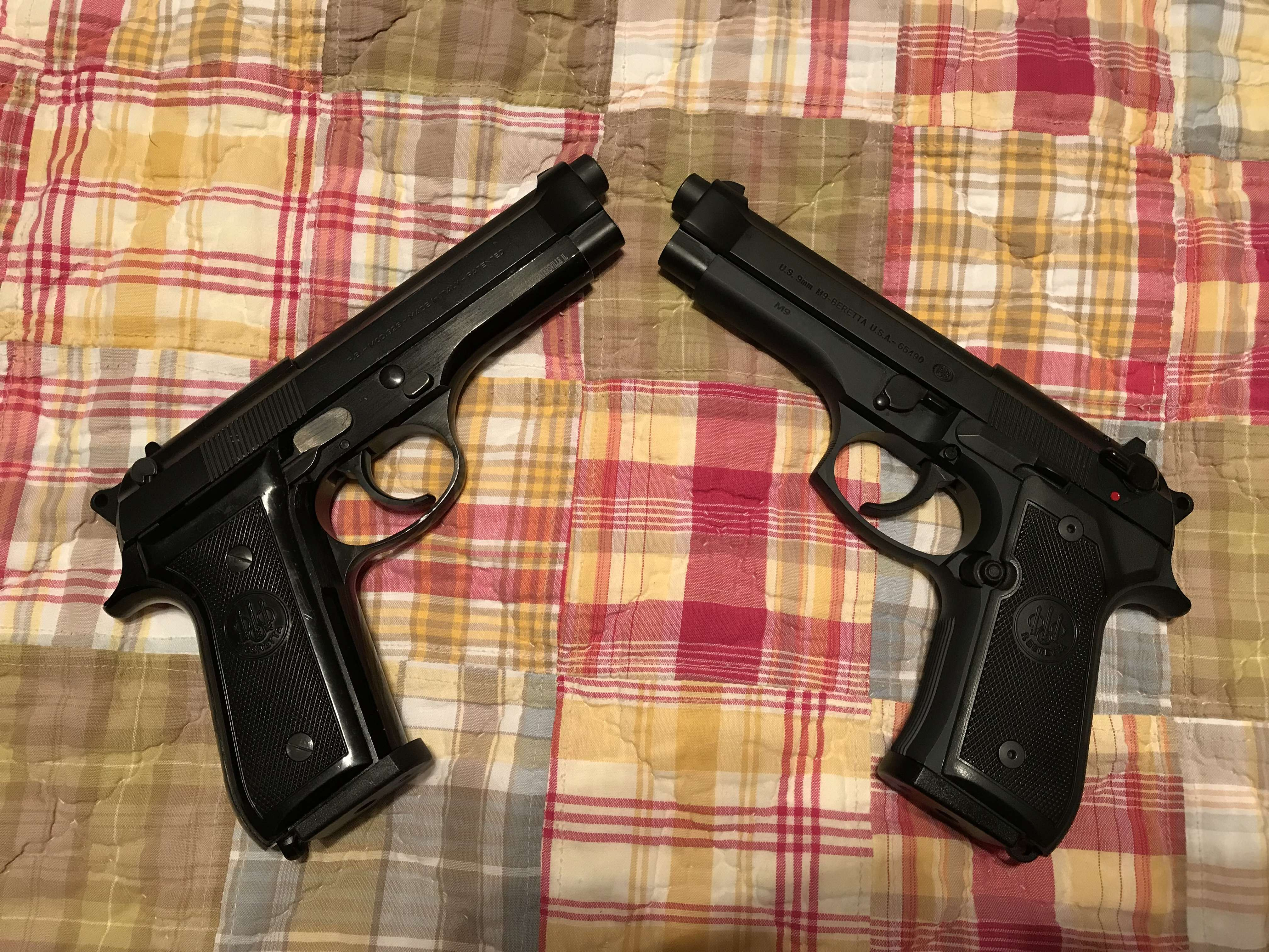 Why no love for Taurus PT 92? - 24hourcampfire
