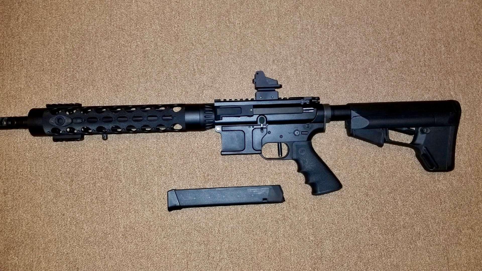 JP 9mm Carbine - 24hourcampfire