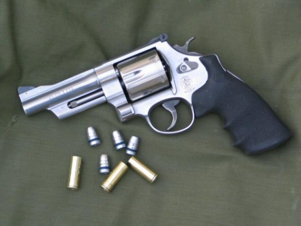 S&W Mountain Gun .45 Colt, Model 625-9