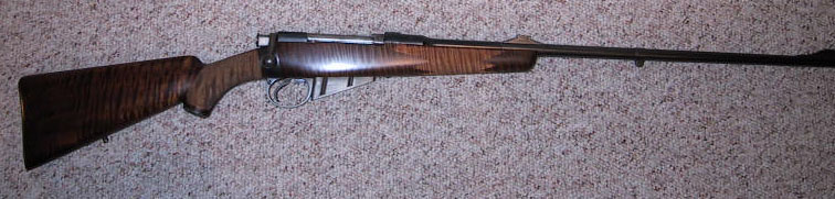 making a reproduction Lee-enfield sporter - 24hourcampfire